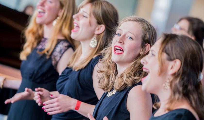 Koren zingen op 22 juni in Kanaleneiland.
