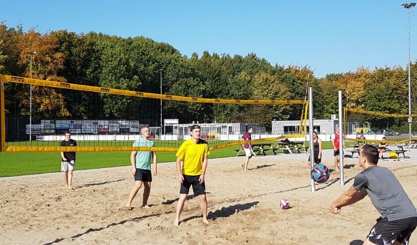 Beachcourt Botreep is klaar voor nieuw Beachseizoen.