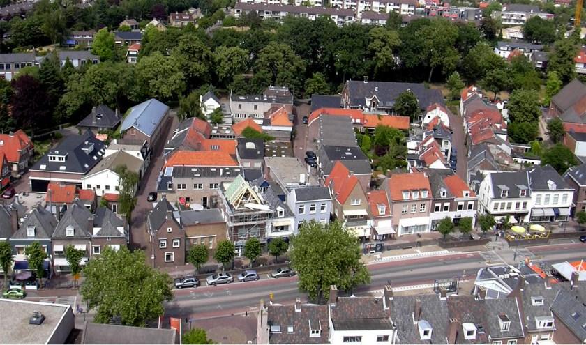 Cuneradag in het centrum van Rhenen gaat niet door. (Foto: Ronald Clemenkowff)