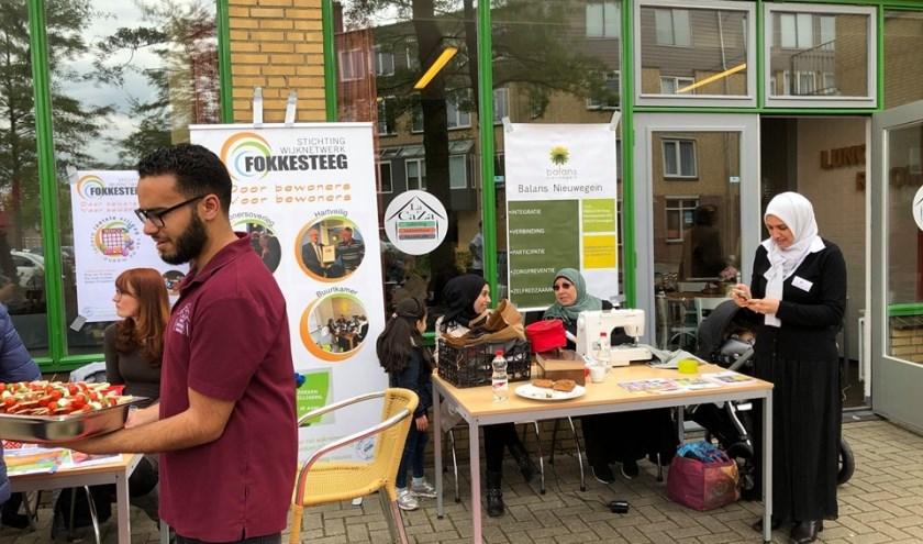Mensen verbinden door het organiseren van activiteiten.  Foto: Stichting Balans