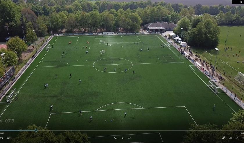 Hoofdsportveld Real Lunet