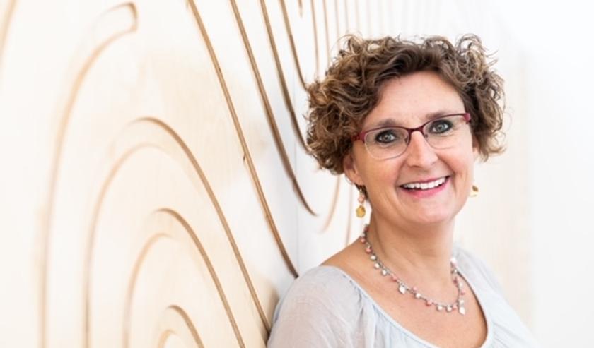 Alma Feenstra, GroenLinks raadslid Nieuwegein, neemt per 1 mei tot in ieder geval 31 oktober 2020 het fractievoorzitterschap over van Monique de Beer. Foto: Martine Goulmy