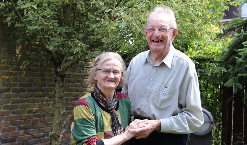"""Het diamanten paar Windhorst-Pols: """"We hebben het in al die jaren in onze zaak altijd leuk samen gehad."""""""