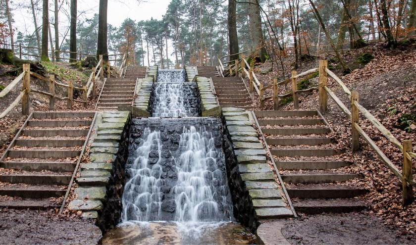 gratis uitjes: Loenense waterval