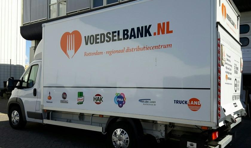 Transport Voedselbank Rotterdam