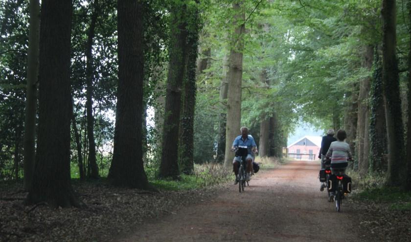 Fietsers hebben de keuze uit afstanden van  25/30, 45 en 65 kilometer.  (Foto: Almelo Events).