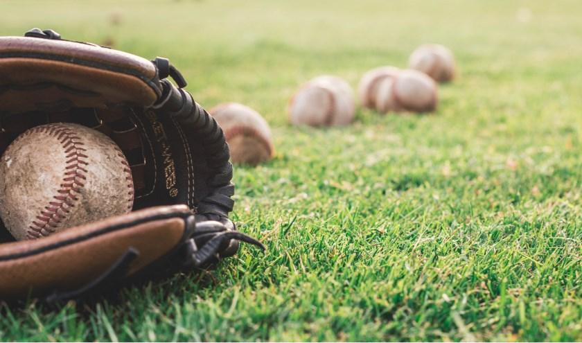 Honkballen in de zomervakantie.