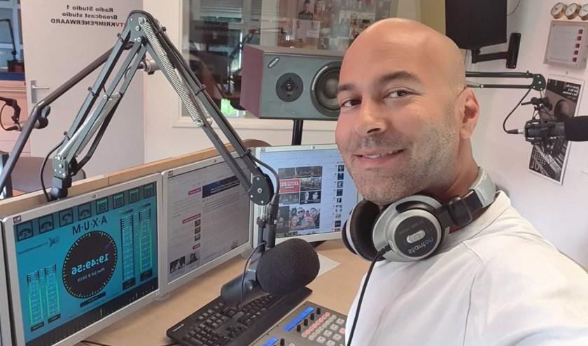 Laatste Daandagavondshow op RTV Krimpenerwaard met Daan Koene. Foto: PR