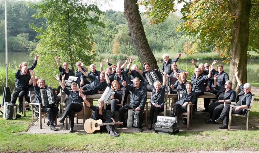 Accordeon orkest Belzona