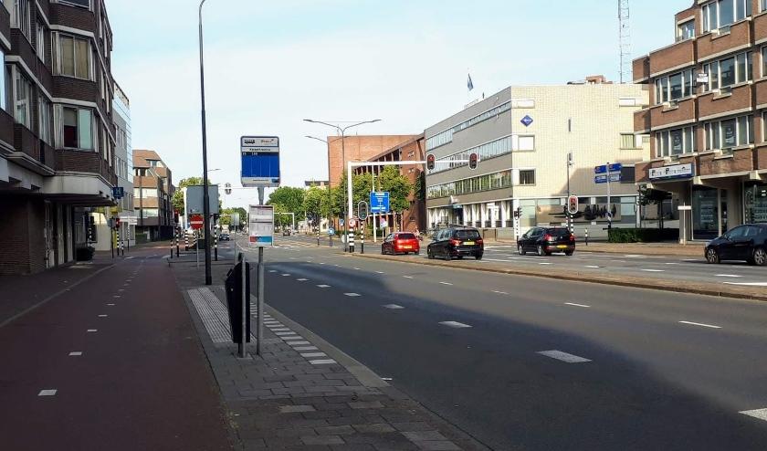 De Kasteel Traverse gaat dwars door de stad. Foto: indebuurt.