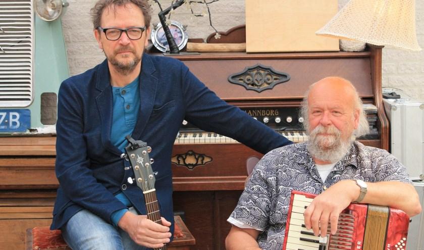 Seuntjens en Van Boekel brengen hun voorstelling op 11 augustus ten gehore.