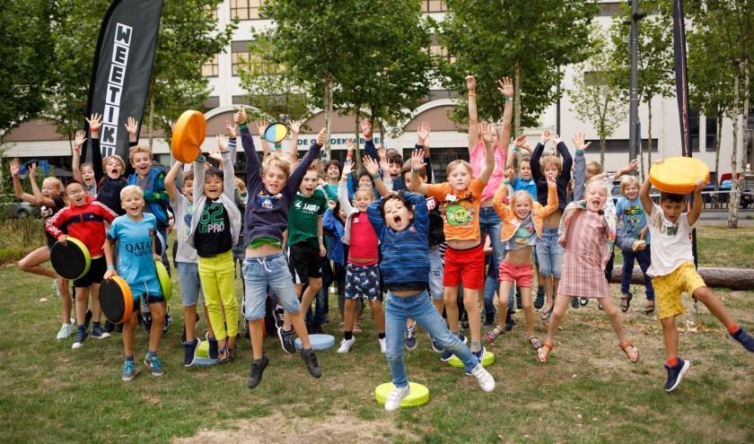 Foto van een eerdere editie van WEET IK VEEL! festival. Dit jaar wordt de derde editie gehouden, van maandag 12 tot en met vrijdag 16 augustus 2019.