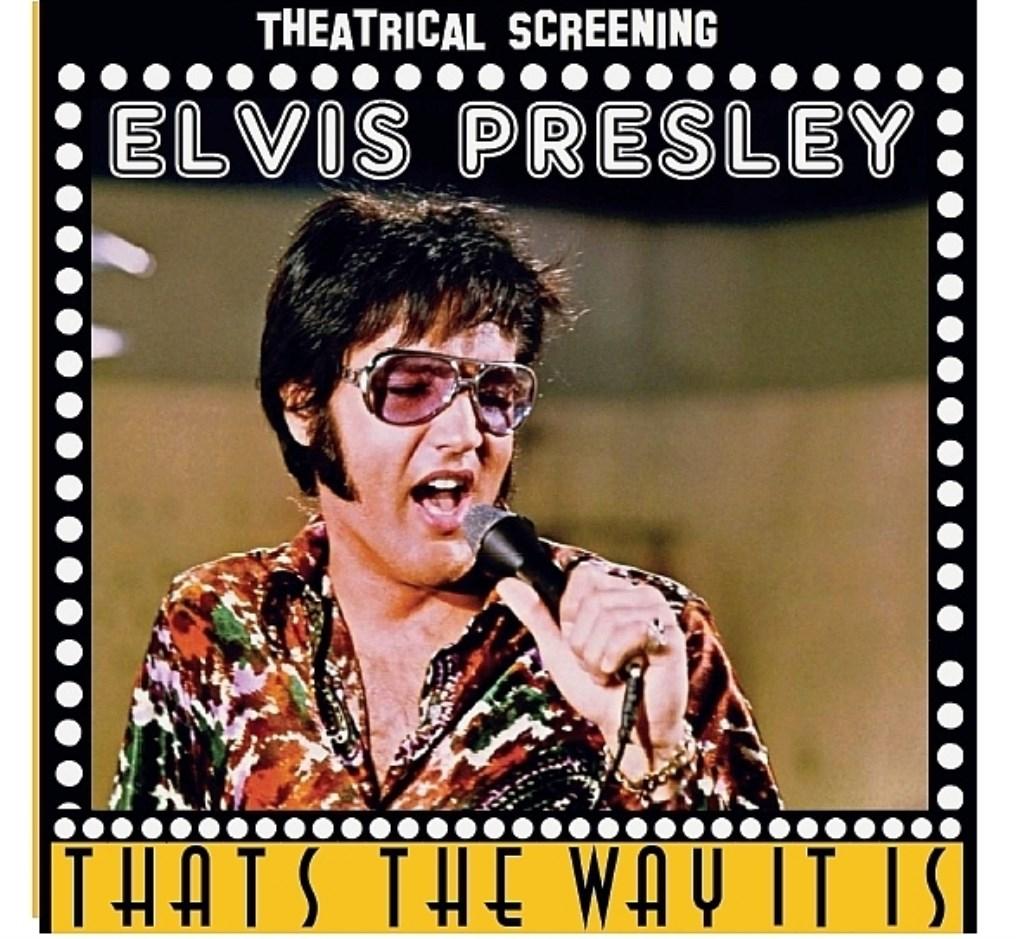 Concordia eert Elvis Presley met een eenmalige vertoning van de concertfilm That's the Way it Is. Foto:  © DPG Media