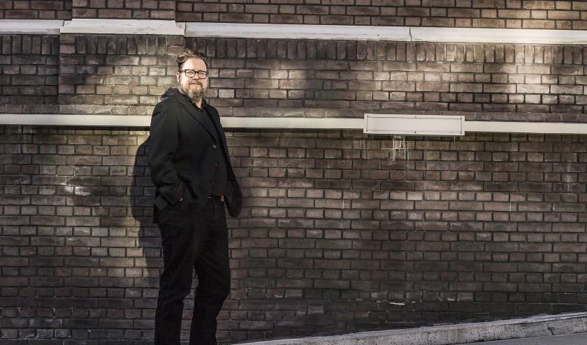 Martin Koolhoven gaat komend seizoen zijn liefde voor film overbrengen op het publiek. Foto: Peter Boudestein