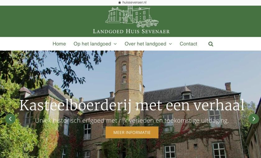 Homepage website.