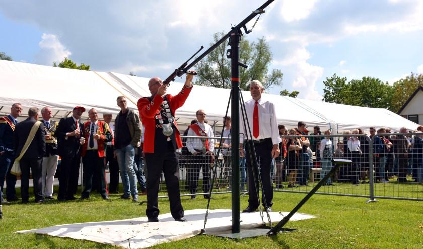 Zo'n 600 schutters uit Duitsland en Nederland komen naar Ulft voor het Euregio treffen