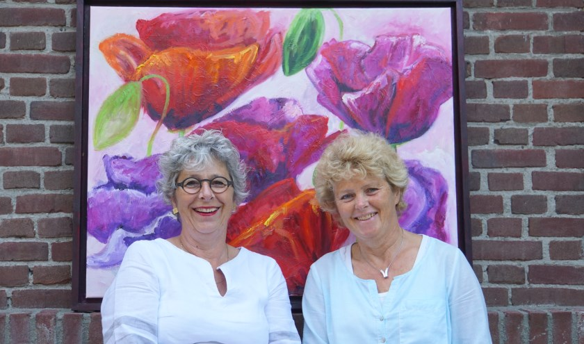 De dames van Atelier Soeff in Veldhoven. FOTO: Atelier Soeff.
