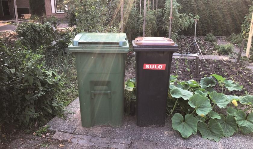 De inwoners van Duiven,Groessen, Loo en Westervoort zijn volgens de gemeenten al goed bezig met het scheiden van afval.