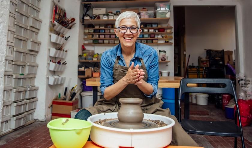Tijdens de Open Dag kunnen er allerlei workshops gevolgd worden. Kijk voor meer informatie op de website. Foto: Shutterstock via Kunstkwartier.