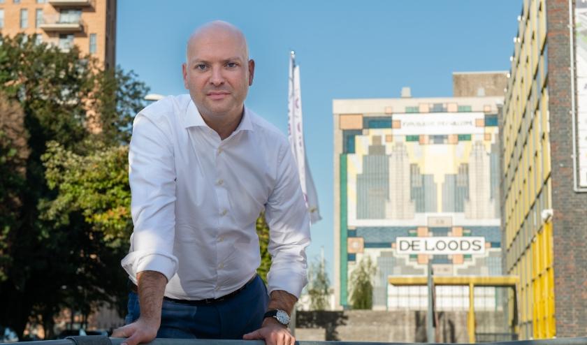 """Wethouder Van de Laar ziet ook mooie lokale initiatieven ontstaan, vaak door ondernemers zelf. Samen moeten we deze crisis te boven komen!"""""""