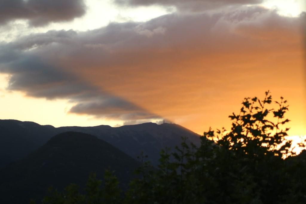 Een mooi plaatje van de 'beruchte' berg.  © DPG Media