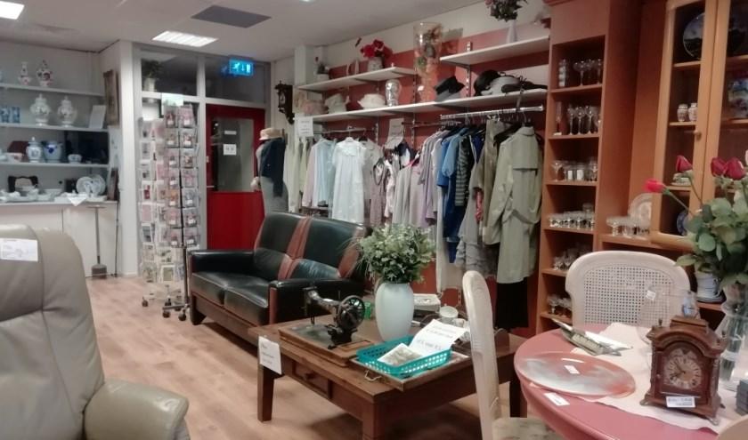 """Woord en Daad winkel """"de Snuffelhal"""""""