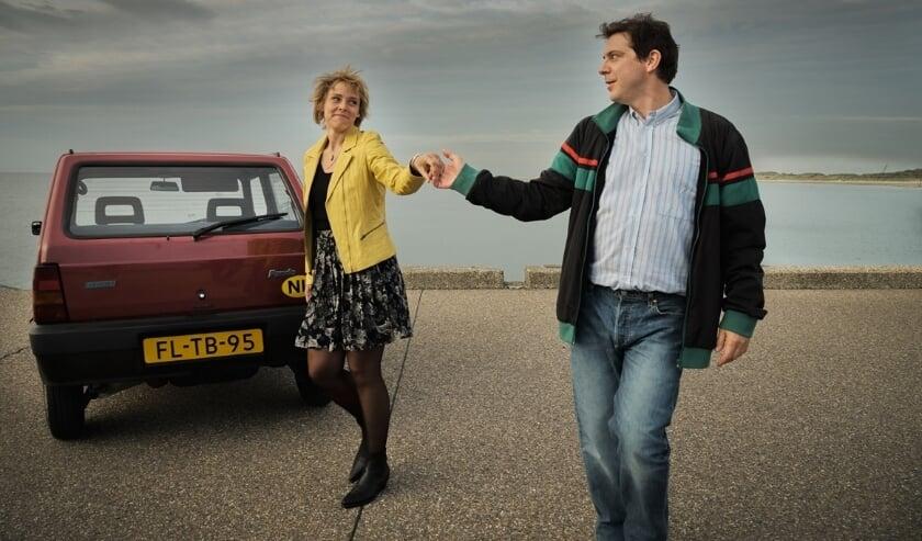I.M. - Connie Palmen en Ischa Meijer is een van de films die te zien is. (Foto: Privé)</p>