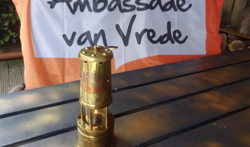 Ambassade voor Vrede Veldhoven is sinds 2012 actief in Veldhoven. FOTO: Stock.
