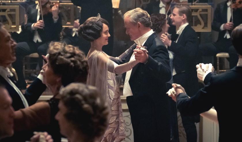 Filmstill Downton Abbey