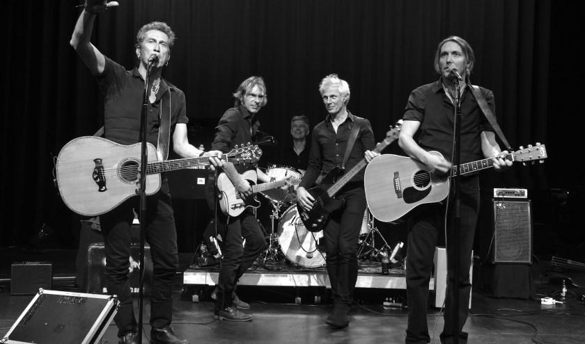 De band Boys named Sue zal ook optreden  tijdens de Airborne Music Night.
