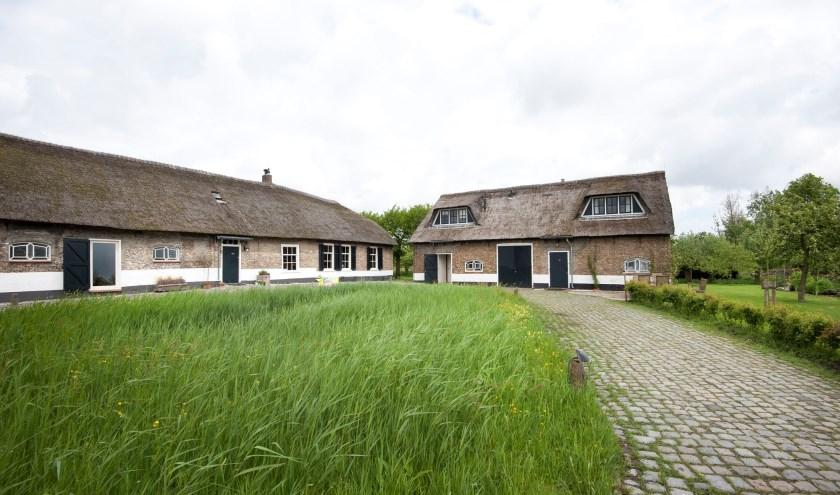 historische boerderij Ackerdijkse Plassen