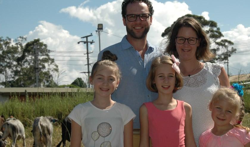 Familie Beukers. (eigen foto)