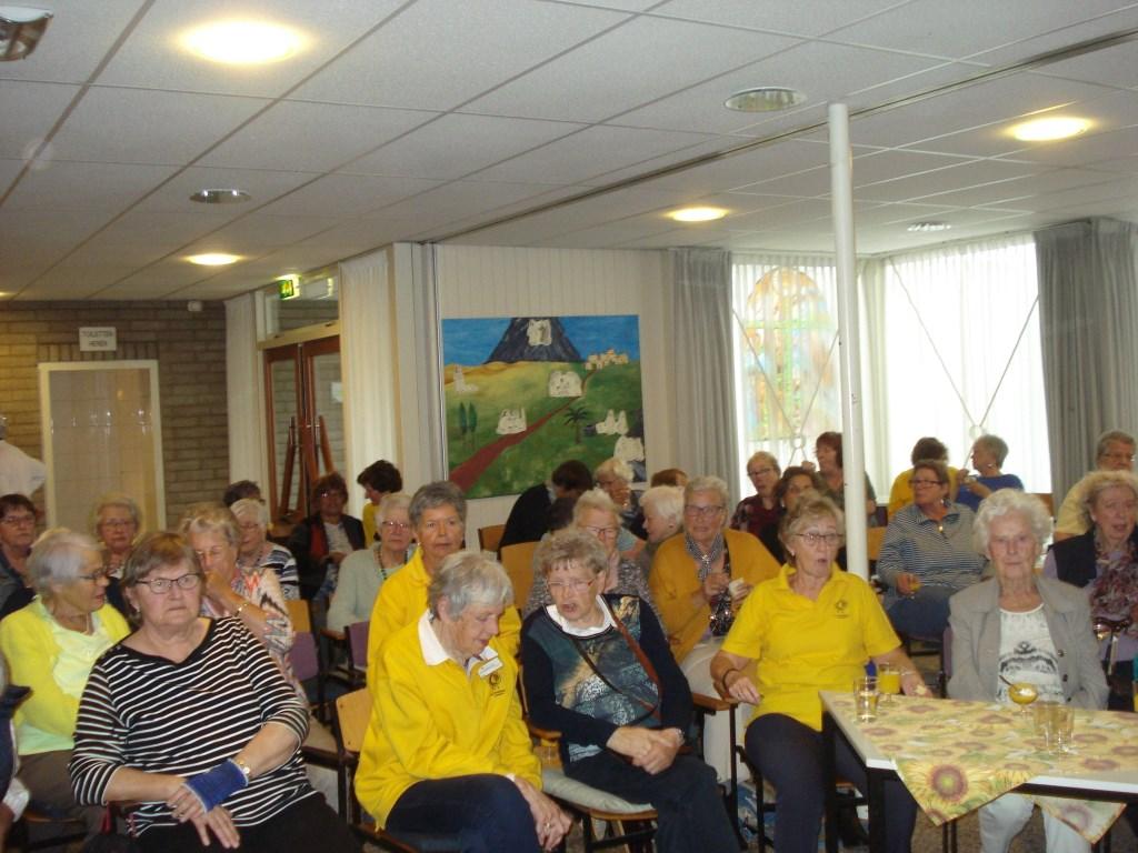 Enthousiast publiek Foto: Janke de Goede © DPG Media