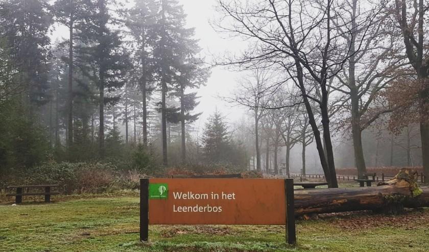 Het Leenderbos wordt eind deze maand onder handen genomen door Staatsbosbeheer.