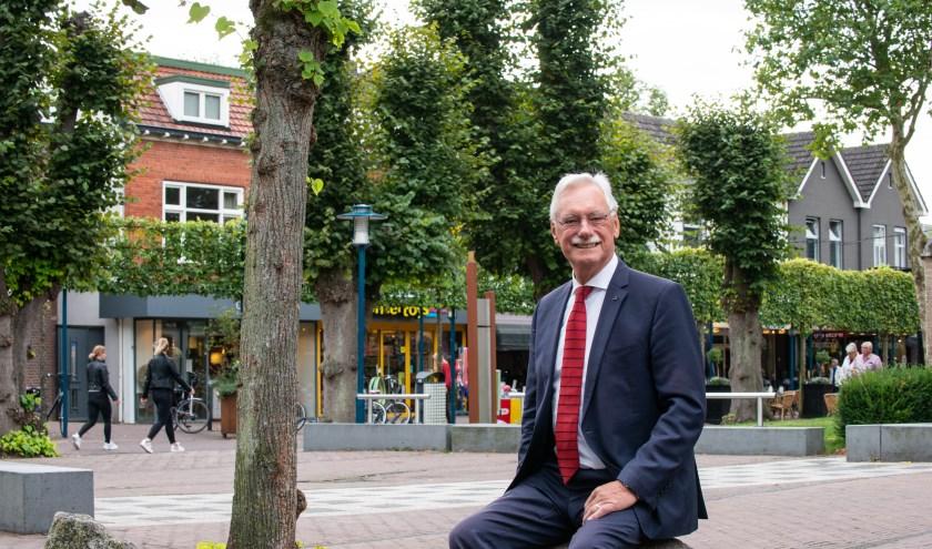 De Eper burgemeester Hans van der Hoeve stopt binnenkort met zijn functie. In dit uitgebreide interview leidt hij ons langs plekken in de gemeente die veel betekenis voor hem hebben (gekregen). Foto: Dennis Dekker, www.mediamagneet.nl.