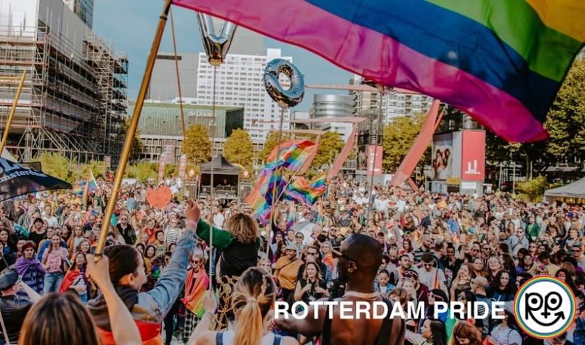 event bericht en de pride