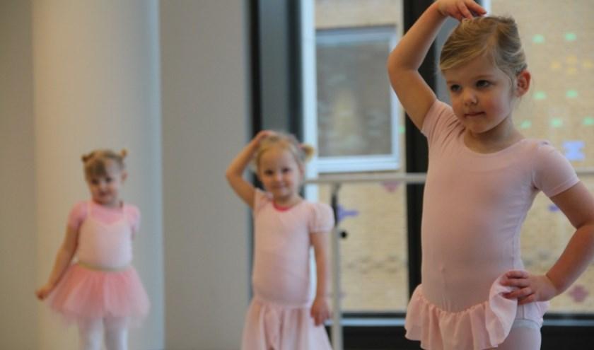 Bewegen en dansen met fantasie.