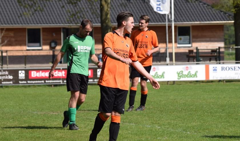 Cas Jansen van Ajax B.