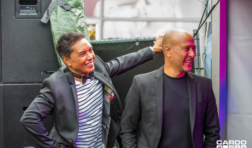 Marc Camerik en Richard Carli.
