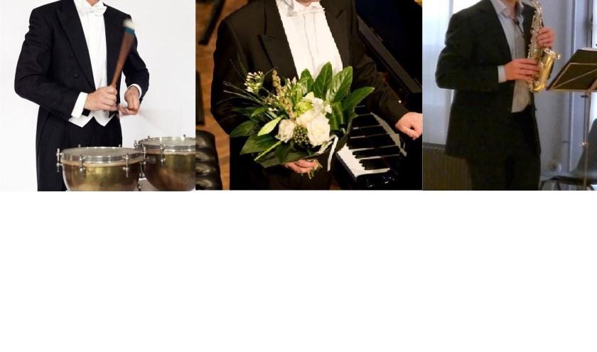 Han Vogel, Martien Maas, Thom Roosen