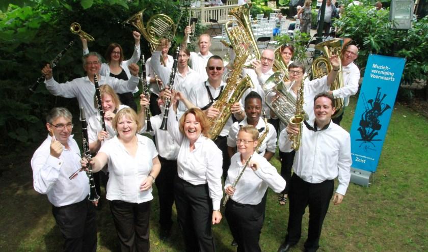 De ervaring leert dat deelnemers veel plezier beleven aan samen muziek maken.
