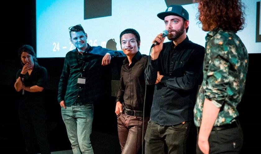 Het team van Rauwkost Collective.
