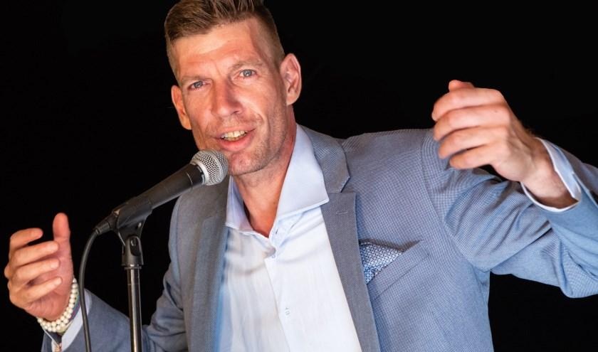 Stadscomedian Patrick Meijer is de allereerste officiële 'lachburgemeester' van Utrecht.