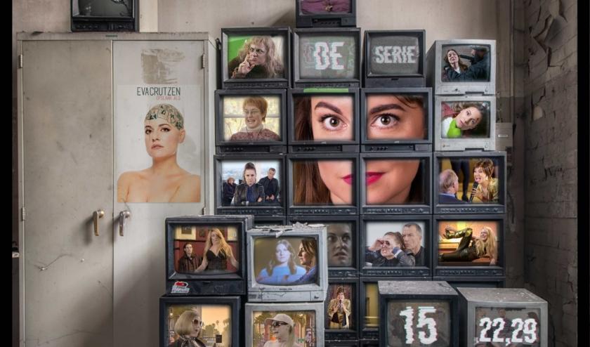 Cabarettip voor thuis op de bank: Eva Crutzen 'Opslaan Als' de tv-serie