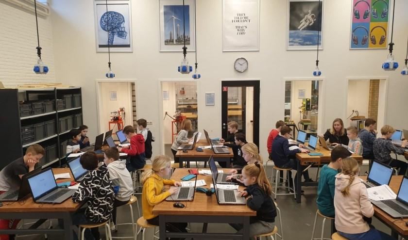 Leerlingen van de Mare werken hun plan over verduurzaming