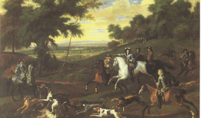 Koningswegen zijn als lange rechte wegen over de Veluwe aangelegd tussen 1675 en 1702 ten behoeve van (Koning-)Stadhouder Willem III.