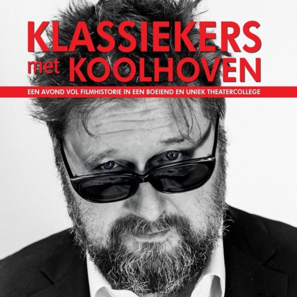 Filmmaker Martin Koolhoven vertelt u over de mooiste films.   © DPG Media