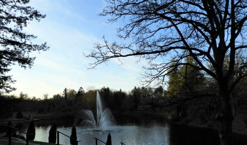 <p>vijver park Berg en Bos</p>