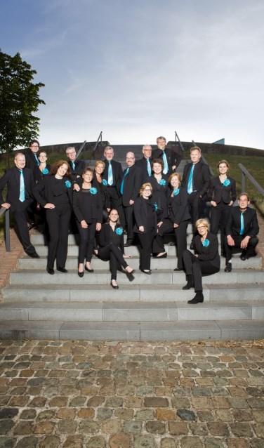 Helmonds Vocaal Ensemble geeft zondag haar Nieuwjaarsconcert.