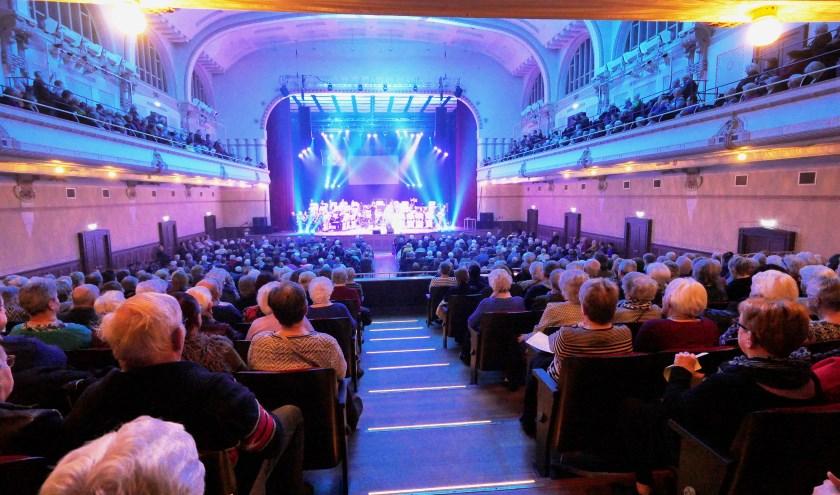 Op 11 januari 2020 verzorgden Lions Club Nijmegen samen met het orkest van de Luchtmacht een muzikale en gezellige middag voor mensen die er zelf niet meer op uit kunnen.